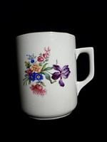 Antik Zsolnay nőszirmos csésze 48.