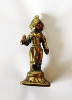 Istenséget ábrázoló réz figura szobor
