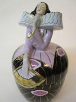 Art deco porcelán bonbonos ROBj Paris1925