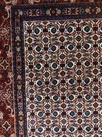 Kézicsomózású Moud Perzsaszőnyeg 160x225