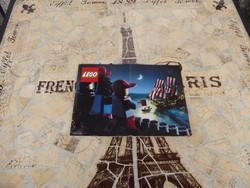 Régi Lego katalógus 1989 szép állapotban
