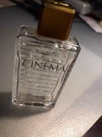 Yves Saint Laurent limitált szériás parfüm üveg, Cinema