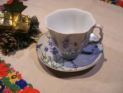 Teás csésze alátéttel