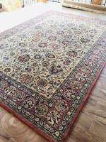Gyönyörű gyapjú perzsa szőnyeg 250x350-cm