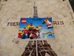 Régi Lego katalógus 1986 szép állapotban