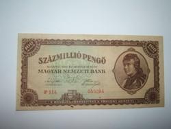 Százmillió Pengő  1945