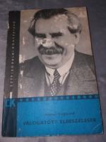 Móricz Zsigmond:Válogatott elbeszélések 1971.350.-Ft