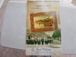 Vukovar 2013 Náptar,Vukovari képeslapok