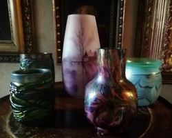 Különleges üveg vázák!