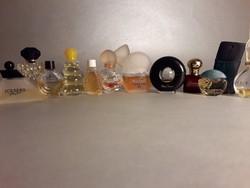 Gyűjtői Vintage mini parfüm parfümök