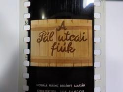 Diafilm : Pál utcai fiúk I.-II.   1963 Magyar Diafilmgyártó vállalat