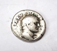 Vespasian dénár.
