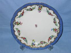 Herendi tányér Liechtenstein mintával