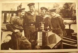 MAGYAR - Flotillás zenészek 1951       RK