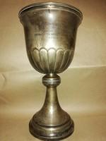 Antik ezüst serleg gyűjtői darabb