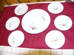 Rosenthal süteményes készlet