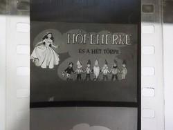 Diafilm : Hófehérke és a 7 törpe   1963 Magyar Diafilmgyártó vállalat