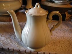Zsolnay  teás  kiöntő  23 cm jelzett