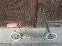 Régi retro roller