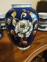 Wallendorf váza és kínáló