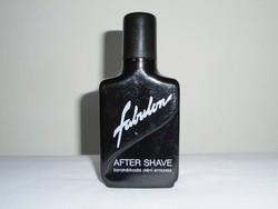 Retro Fabulon After Shave borotválkozás utáni arcszesz műanyag flakon - 1990-es évekből