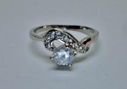 Szépséges köves ezüstgyűrű