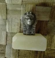 Szobor réz Egyiptomi jelegű