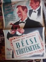 Bécsi történetek - moziplakát