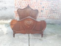 Barokk francia ágy