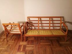 Skandináv retro design sofa kanapé