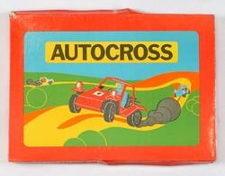0T726 Retro autocross mágneses autóverseny