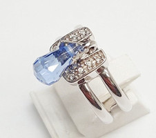 Pierre Carden ezüst gyűrű