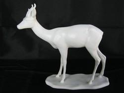 Wallendorf porcelán antilop
