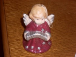 KERÁMIA angyal 7 cm