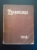 Zsebatlasz 1918