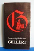 Gellért - 2. kiadás - Szentmihályi Szabó Péter, 1983