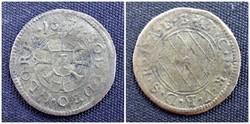 Maximilian bajor ezüst krajcár 1631