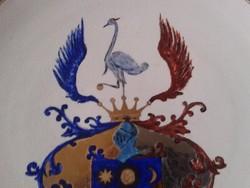 1890.falitál. Családom címerével 508 formaszámmal