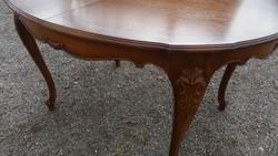 Warrings kinyitható étkezőasztal 128x98x72cm