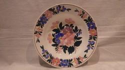 Kispest antik porcelán falitál