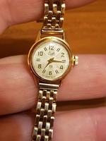 14 karátos arany Orosz női karóra