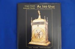 Az idő Urai Az órák nagykönyve RITKA!!!