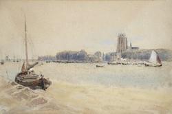 Myles Birket Foster R.W.S. (1825-1899) Akvarell