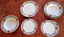 Eredeti Kalocsai tányérkészlet