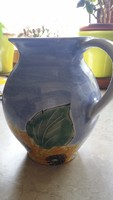 Bájos, festői szépségű váza hibátlan, jelzett