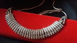 ESHA RANDEL luxus ezüst ékszere.1940.art deco