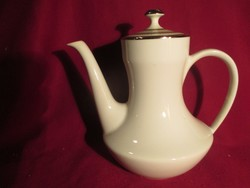 1111 Ezüstözött Bavaria Jaeger teás kávés kancsó kanna  22 cm