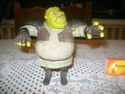SHREK - bakelit játék figura