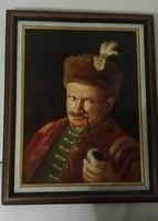 Varga Zoltán Portré
