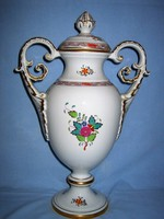 Herendi színes Apponyi váza